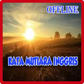 Kata Mutiara Inggris Indonesia (OFFLINE) icon