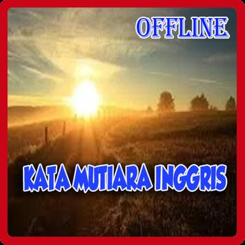 Kata Mutiara Inggris Indonesia (OFFLINE) poster