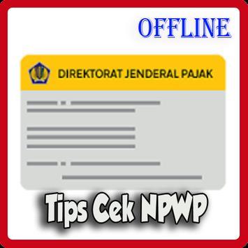 Tips Cek Nomor Wajib Pajak * poster
