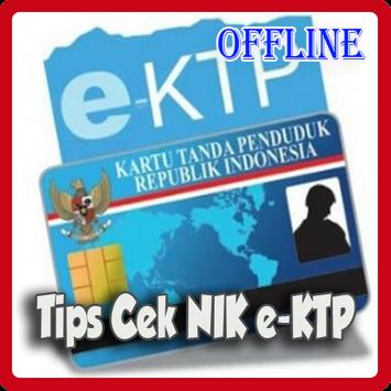 Tips Cek NIK * poster