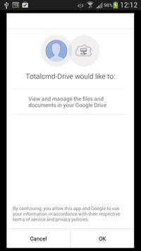 Plugin: Drive for Totalcmd Cartaz