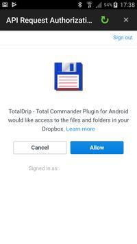 TotalDrip - Plugin for Total Commander imagem de tela 1