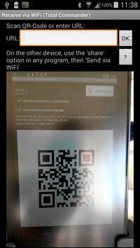 WiFi/WLAN Plugin for Totalcmd screenshot 3