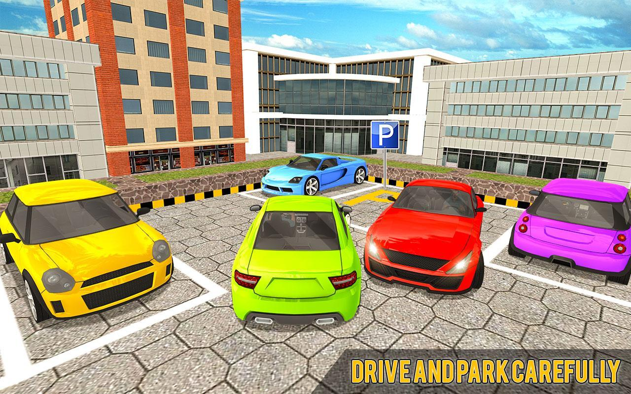Cozy Car Parking Fun Free Parking Games For Android Apk Download