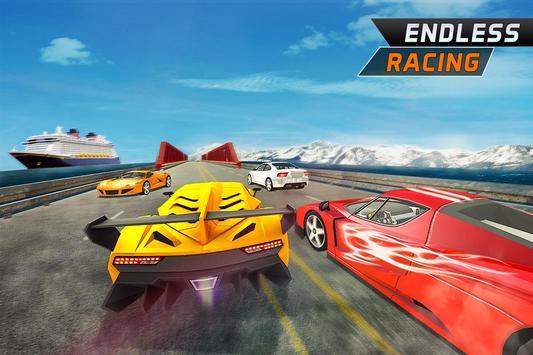 Roadway Car Racing: Endless Drive captura de pantalla 7