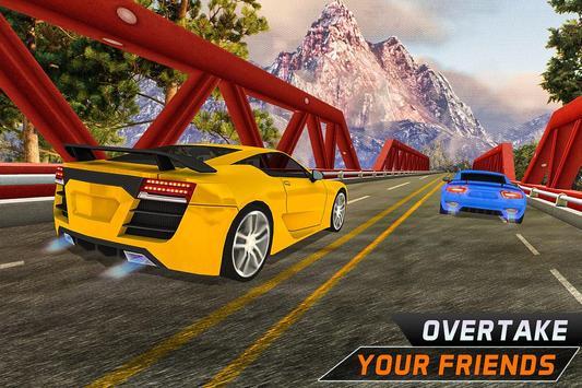 Roadway Car Racing: Endless Drive captura de pantalla 9