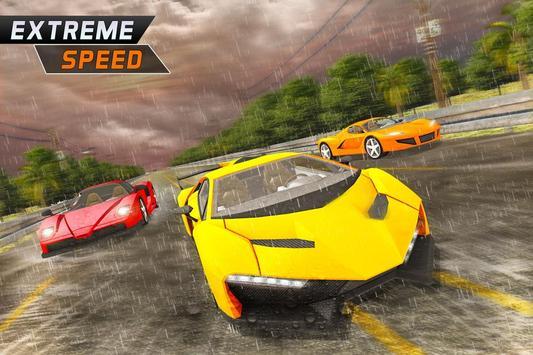 Roadway Car Racing: Endless Drive captura de pantalla 2