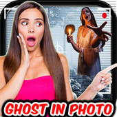👻 Ghost In Photo App 👻 Ghost Photo Editor 👻 icon