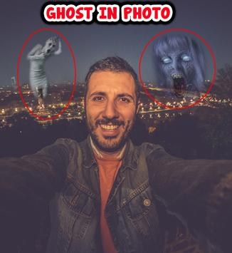 👻 Ghost In Photo App 👻 Ghost Photo Editor 👻 screenshot 2