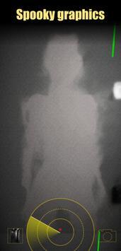 Spectre - Ghost Detector Simulator(Tracker, Radar) Ekran Görüntüsü 3
