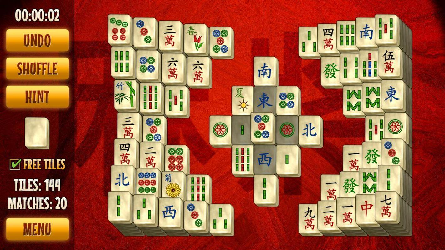 Mahjong Legends