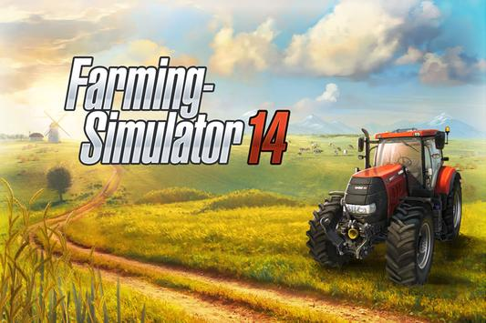 Farming Simulator 14 ポスター