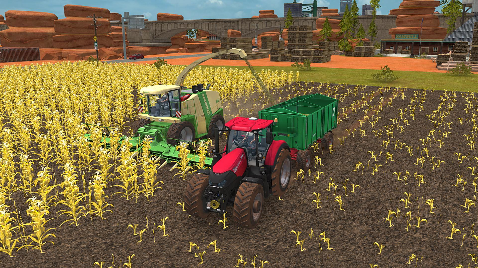 Farming Simulator 18 for Android - APK Download