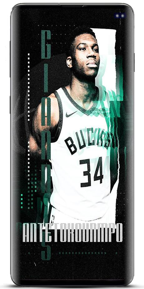 Giannis Antetokounmpo Hd Wallpapers 2019 For Android Apk
