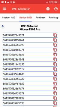 IMEI Generator screenshot 2