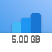 Mobile Data - Monitor Usage, Compress, and Save! icon