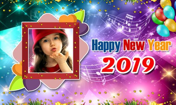Happy New Year 2019 Frames screenshot 3