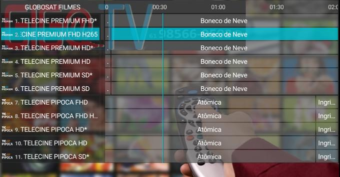 Giga TV Play screenshot 2