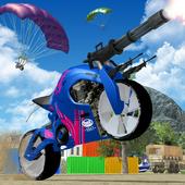 Futuristic Bikes Battleground icon
