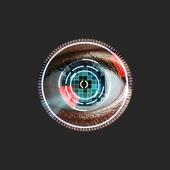 Eye Scanner Lock Screen icon