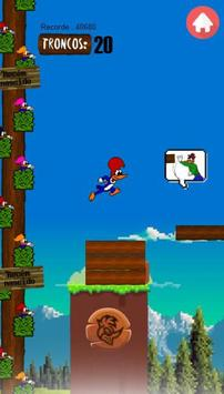 Pica Pau - Olha o tronco ! screenshot 2