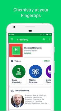 Chemistry syot layar 10
