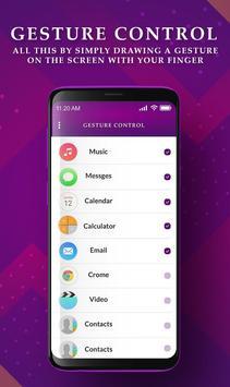 Gesture Mobile  SImple Control screenshot 2