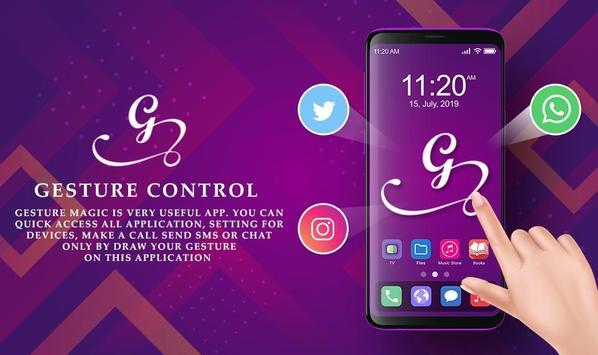 Gesture Mobile  SImple Control screenshot 3