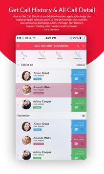 Get Call History & All Call Detail screenshot 4
