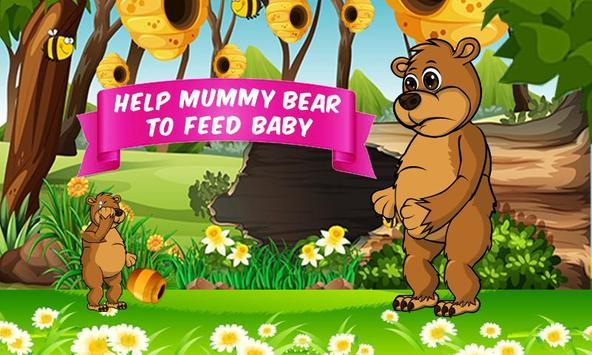 Feed Baby Bear poster