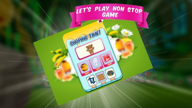 Feed Baby Bear screenshot 15