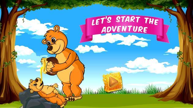 Feed Baby Bear screenshot 12