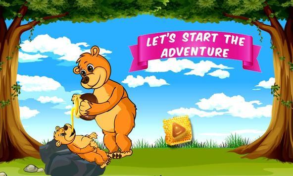 Feed Baby Bear screenshot 4
