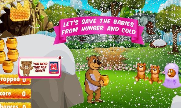 Feed Baby Bear screenshot 5