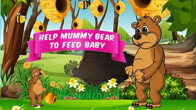 Feed Baby Bear screenshot 9