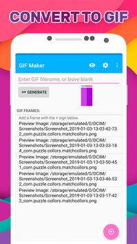 GIF Maker - create gif from photos screenshot 1