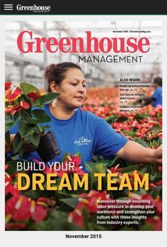 Greenhouse Management Magazine screenshot 6