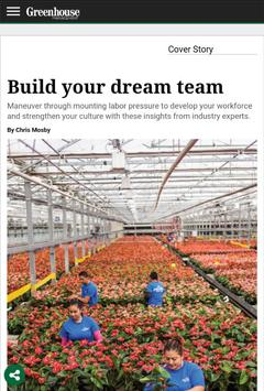Greenhouse Management Magazine screenshot 8
