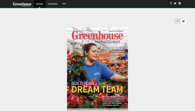Greenhouse Management Magazine screenshot 3