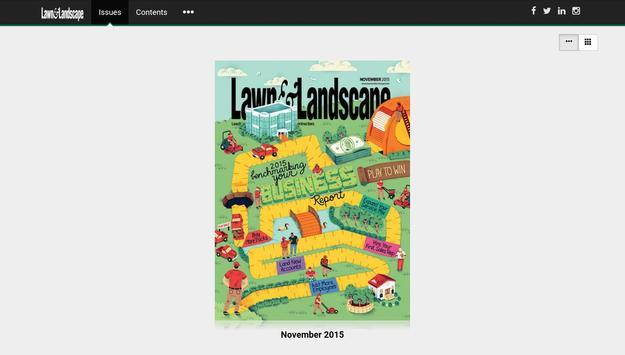 Lawn and Landscape Magazine تصوير الشاشة 3
