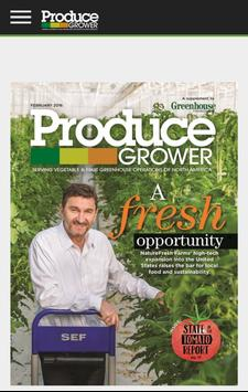 Produce Grower poster