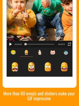 GIF Maker - Video to GIF, GIF Editor screenshot 12
