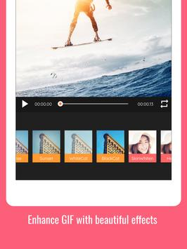 GIF Maker - Video to GIF, GIF Editor screenshot 9