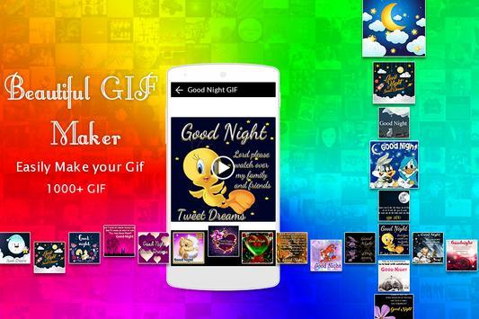 GIF Good Night screenshot 18