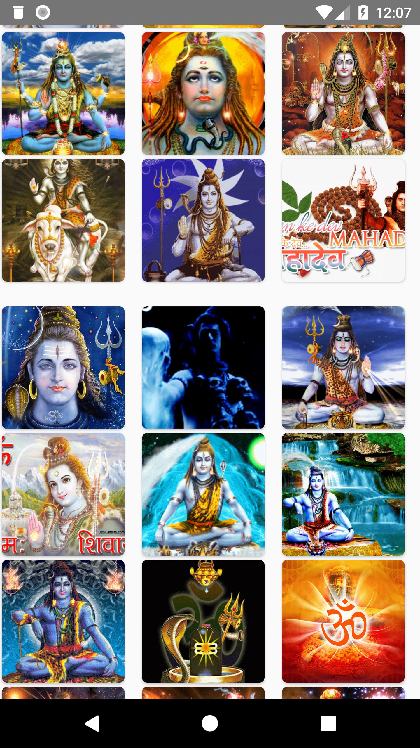 Shiva GIF : Lord Shiva Stickers For Whatsapp for Android - APK Download