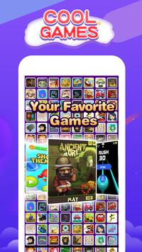 Cool games - Free rewards screenshot 1