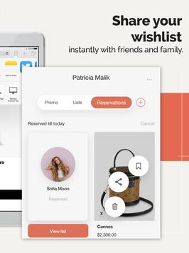 Shopping wishlist by Giftbuster capture d'écran 8