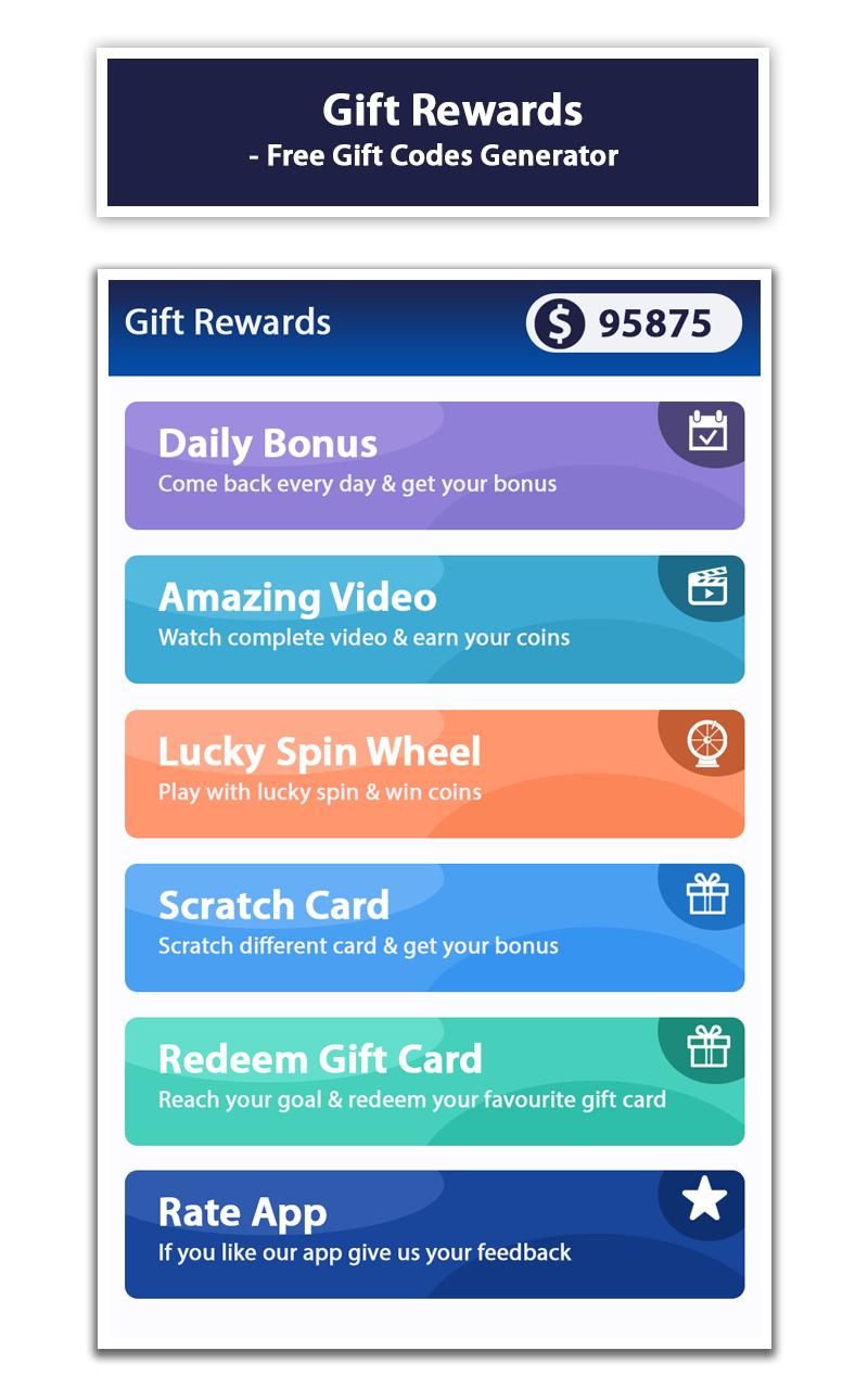 cash rewards free gift card apk