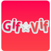Gifvif : Share from best Gifs icon