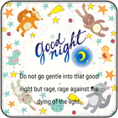 Good Night Quotes icon